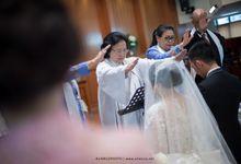 The wedding of Alex & Stephanie by W The Organizer
