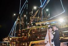 Pirate Wedding by DEVA BALI wedding