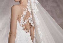 PRONOVIAS 2017 Collection by The Wedding Boutique