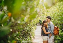 Wibi and Eca Prewedding by Bernardo Pictura