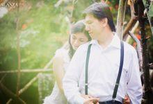 Edwin & Yoan Pre-wedding by Alanza Photography
