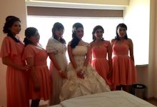 The Wedding Brent & Sintha by Luve WO