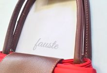 Longchamp Bag Favors by Fauste Souvenir