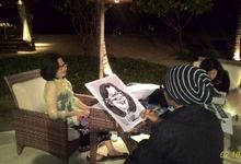 CARICATURE ON THE SPOT by Bali Karikatur