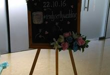 Wedding Rendy and Serlly by Kirana Two Function Hall