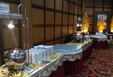 Wedding of Shilla and Tairan by PUSPA CATERING