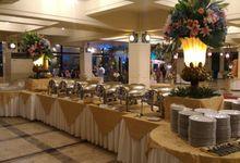 Wedding Of Dita and Risto by PUSPA CATERING