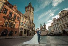 Prague by Odelia Bridal