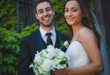 Peter & Claudia Intimate Wedding by Twentyone Photos