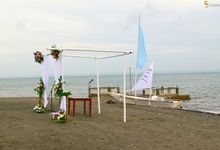 Seth & Jovi Wedding by Bearland Paradise Resort - Casa Blanca Convention Hall