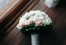 The wedding of Paul and Raychelle by Marked Lab