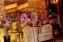 Internasional Wedding by Rustic Decoration