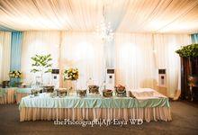 Ajie & Esya by ProjectDEA Wedding Planner