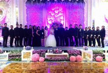 Wedding of Henry & Yuri (The Mulia Bali) by Delfi Organizer