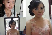 Engagement Makeup by Xinxin Make Up