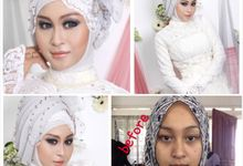 Practice Make up Course by Mezuira MakeUp & Hijab Style