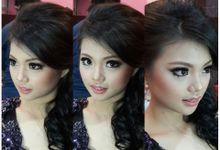 Presweet 17 and sweet 17th by Xinxin Make Up