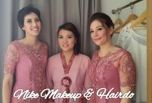 Makeup and Hairdo Result by Nike Makeup & Hairdo