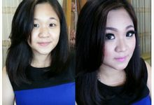 Hair & Make Up by Nikita Anggoro