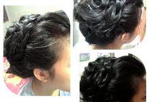 Hairdo Class by nopnop_mua
