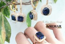 Star Stones Fashion Jewelry by Semar Jawa