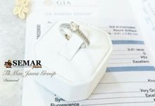 Engagement Rings by Semar Jawa