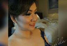 Family wedding make up by IMELDA hair do by IMELeve stylish team by I.Makeupartist