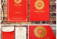ORIENTAL INVITATION by Vinas Invitation