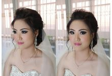 Wedding Make Up & Hair Do by Nikita Anggoro