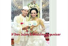 The Wedding of Novi & Adit by N'Den Salon & Wedding Organizer