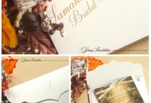 BRIDAL SHOWER by Vinas Invitation