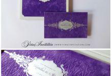 SIMPLE ELEGANT by Vinas Invitation
