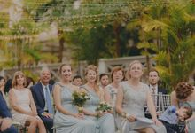 Laura & Gad Wedding by Hong Ray Photography