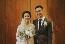 Pandu and Inneke Wedding at The Residence ONFIVE by Grand Hyatt Jakarta