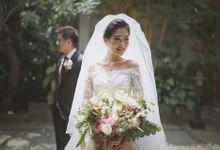 Jason & Jocelyn by One Heart Wedding