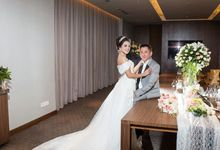 Rano & Yolla Wedding by Grand Hyatt Jakarta