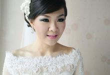 Bridal Makeup by Philips Kwok