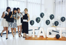 TACTsg launch event for Aggy Low by Le Conte Decor