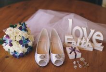 WEDDING DAY RUEBEN & DANIELLE BY RIO YAPARI by All Seasons Photo