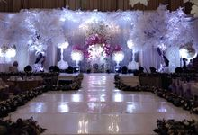 The Wedding Of  Ivan and Gabriella by Best Decor