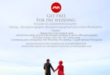 Get Free for Pre Wedding 2015 by JAVA Photography