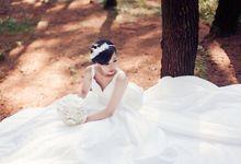 Bridal Bouquet by Fleurtologie