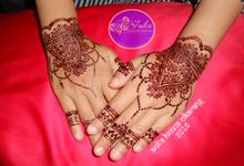 HENNA event by Henna Art Cikarang By Anita