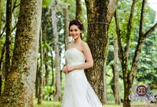 Wedding Gown by Bridal Box Wedding