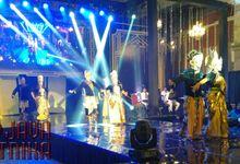 Indonesia Traditional Wedding Festival 2015 by Javaetnika