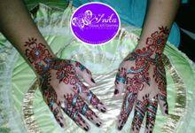 henna bridal by Henna Art Cikarang By Anita