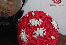 Prewedding Bouquet by Little rosebud