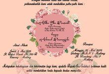 Wedding Invitation by Scrap And Craft