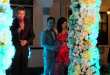 The Wedding of Ivander & Novi by Mc ChokySaputra