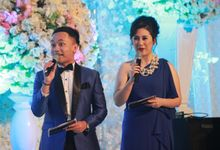 The Wedding of Andrew & Vira by Mc ChokySaputra